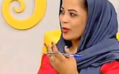 الشاعره امتثال عبدالله – 2-  – قناة الشروق 2016
